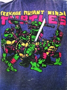 Eastman & Laird's TMNT started an obsession.