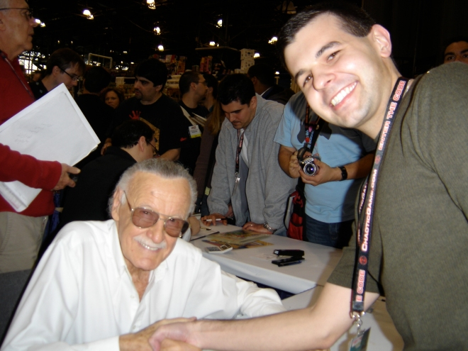 Stan and Me, 2008